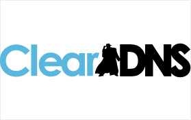 ClearDNS Logo